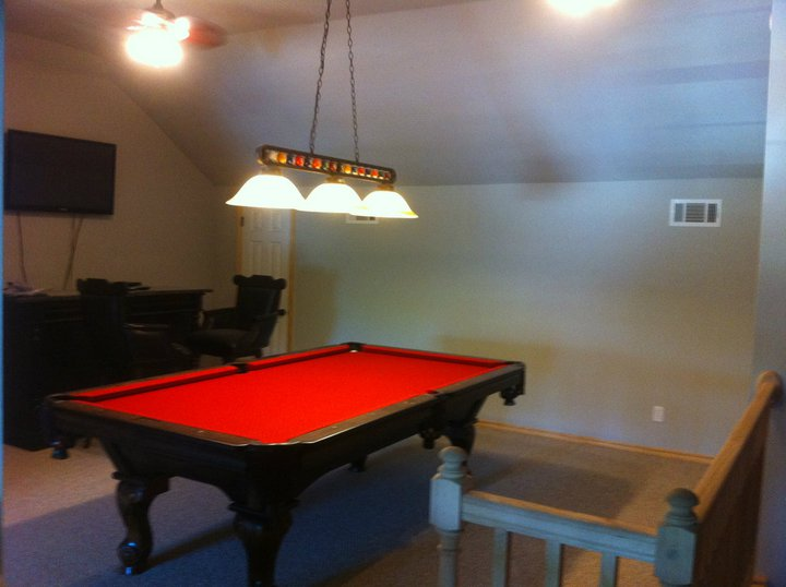 Owasso gameroom addition